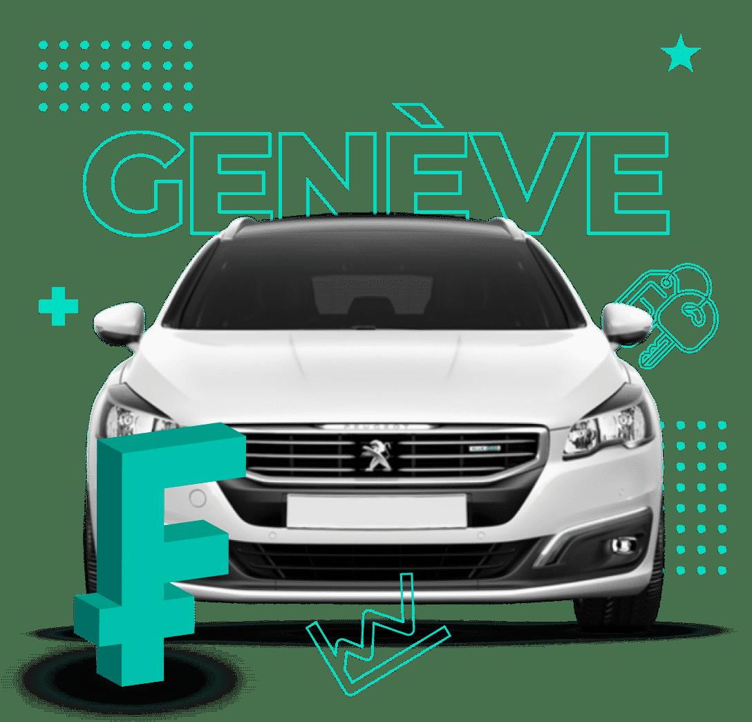 Vendre sa voiture à Genève au prix fort !
