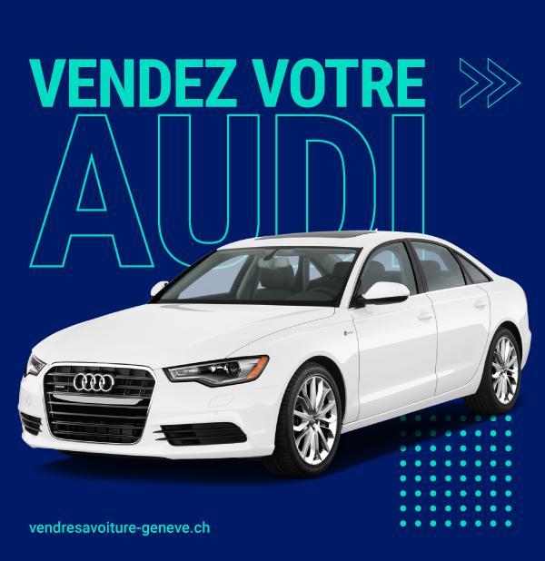 Vendez votre Audi