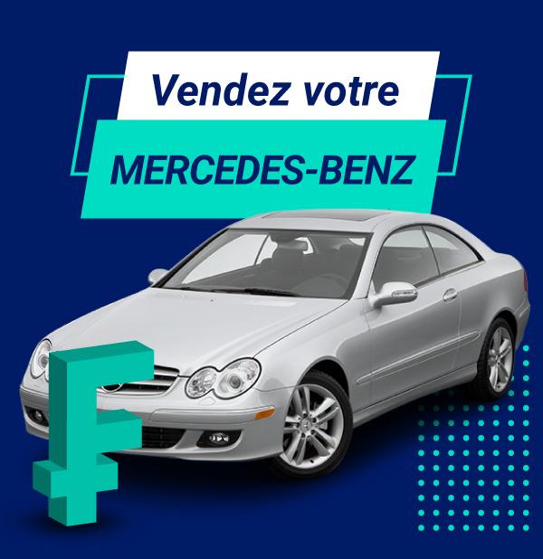 Vendre sa Mercedes-Benz
