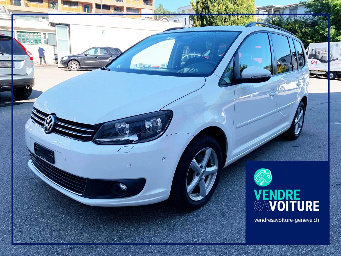 Vendre sa Volkswagen